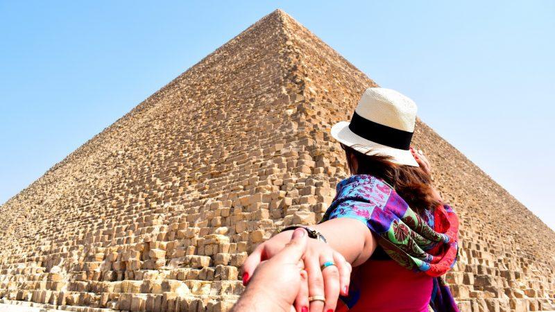 L'Égypte, une destination propice aux vacances mais chargée d'histoire.