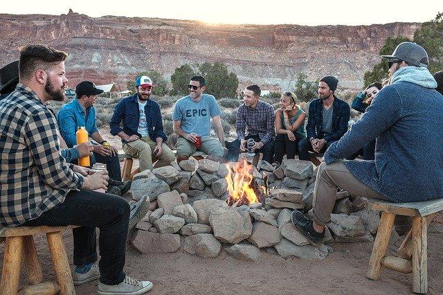 Toutes les avantages du camping